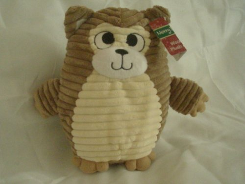 Merry brite woodland plush animal 9 inch - 1