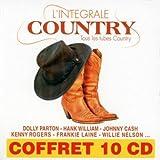 echange, troc Compilation - L'Integrale Country (Coffret 10 CD)