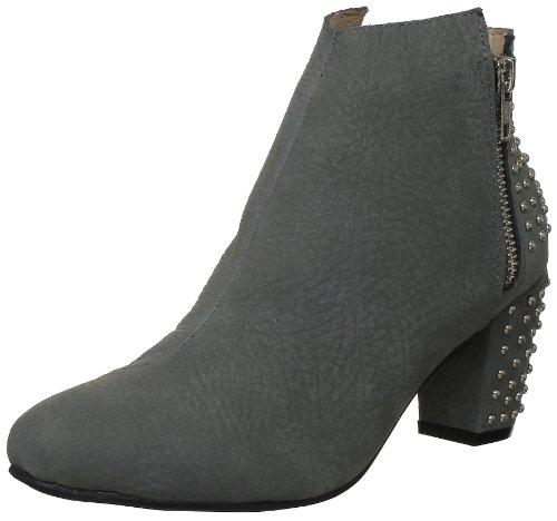 Friis & Company Women's Louvenia Boots Gray Grau (Dark Grey) Size: 36