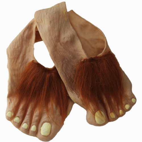 Rubies Lord of The Rings Hobbit Costume Feet Child / Enfant