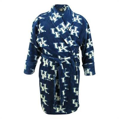 Kentucky Wildcats Fleece Robe:S/M at Amazon.com