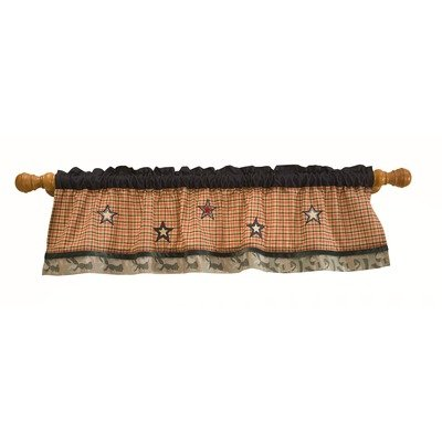Lambs & Ivy 6629 Wings Window Valance - 1