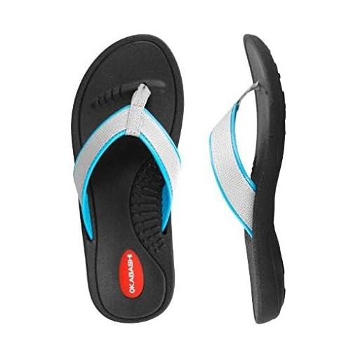Indigo Sport Flip Flops