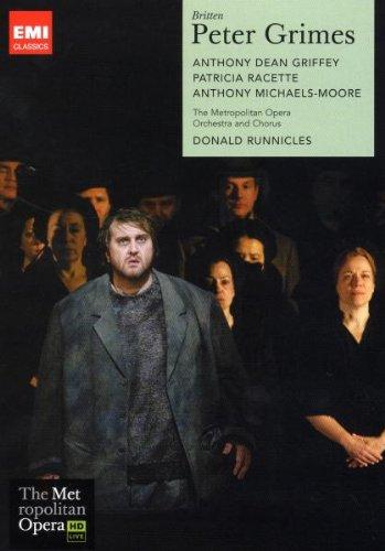 Britten - Peter Grimes (Runnicles, Metropolitan Opera) [DVD] [2009]