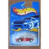 Hot Wheels 2001 First Editions Errari 156 30/36 050 Red