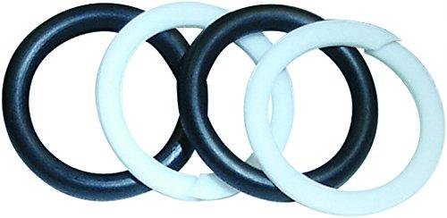"Coxreels 439-1-SEALKIT Viton Replacement Swivel O-Ring Seal Kit, 1/2"" Size"