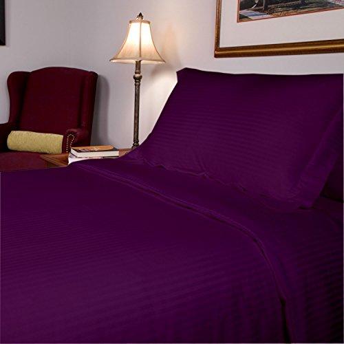 Dark Purple Bedding Sets front-1057295