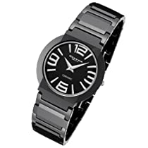 Cirros Luxury Unisex Black Ceramic Watch Model 2263GB
