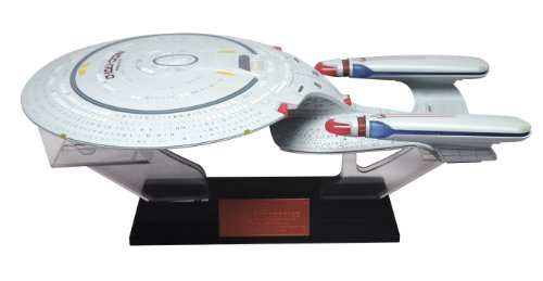 Aoshima Star Trek The Next Generation Uss Enterprise Ncc-1701-D Ship