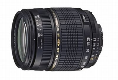 Tamron AF 28-300mm F/3.5-6.3 XR Di LD Aspherical [IF] Macro Lens for Pentax