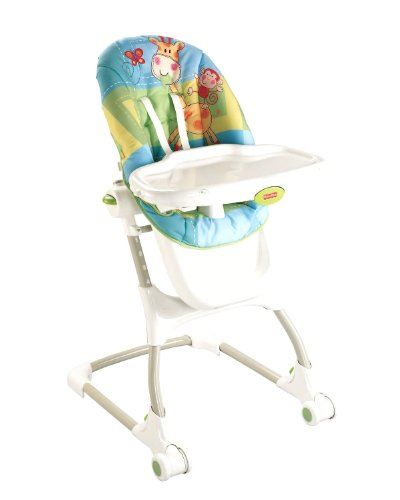 Fisher-Price Discover 'n Grow EZ Clean High Chair (Discontinued by Manufacturer) - 1