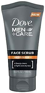 Dove Men+Care Face Scrub, Deep Clean+ 5 ounce