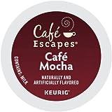 Café Escapes Café Mocha, K-Cups for Keurig Brewers (Pack of 48)