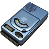 Portable CD / MP3 Player with Built-In USB Port [Electronics]