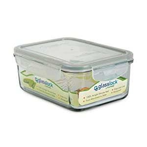 Amazon.com - Glasslock Food Storage Container - 3.2 Cup