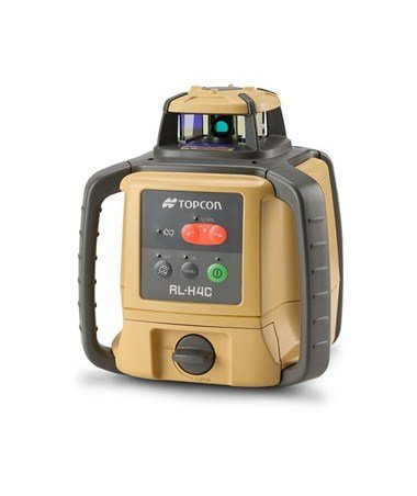 Topcon RL-H4C Rotary Laser Level Review