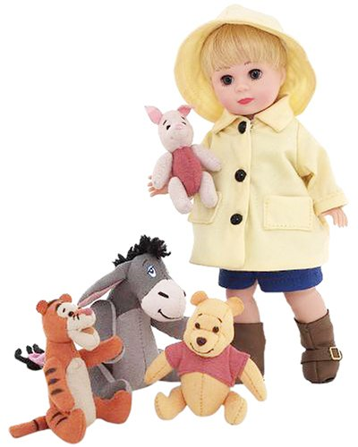 Buy Low Price Madame Alexander Winnie the Pooh and the Blustery Day Figure (B000FNMQBI)