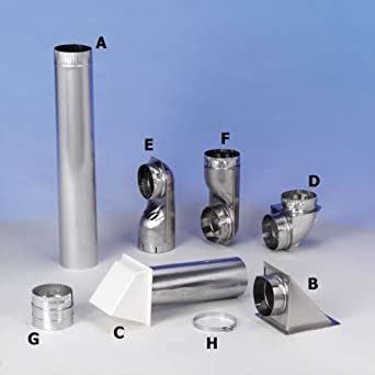 Chimney Outlet Pipe Price