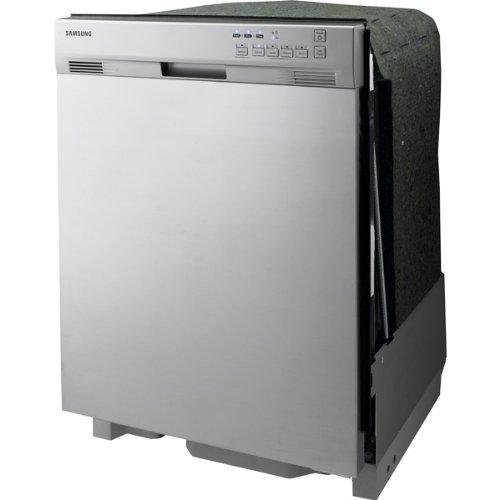 Shop Samsung 55 Decibel Built In Dishwasher Stainless: Best Dishwasher: Samsung : DMT300RFS 24 Energy Star