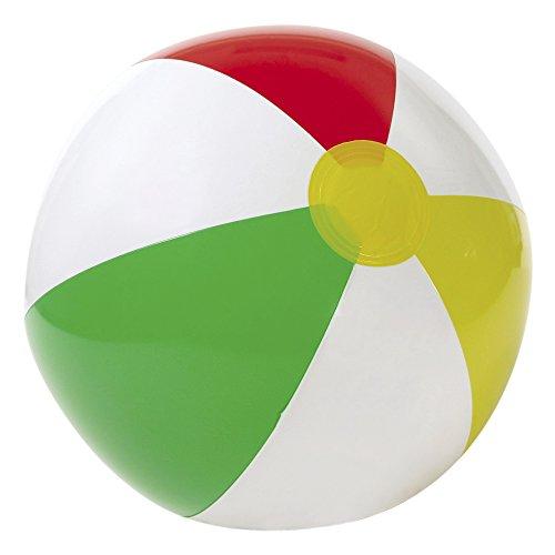 Intex 59010 - Pallone Glossy, 41 cm, Multicolore