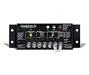 Morningstar SunSaver SS-10-12v Charge Controller 10A 12V from Morningstar