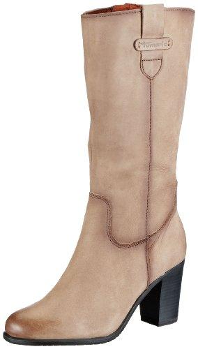 Tamaris Womens TAMARIS Boots Beige Beige (TRUFFLE 428) Size: 6.5 (40 EU)