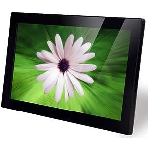 NIX 15 Inch Hi-Resolution Digital Picture Frame, 1GB Internal Memory, Photo, Video, Music, Split Screen Option - Plug and Play X15A