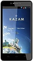 Kazam Trooper2 4.0 Smartphone débloqué H+ (4 Go, Ecran : 4 pouces Double SIM Android) Noir