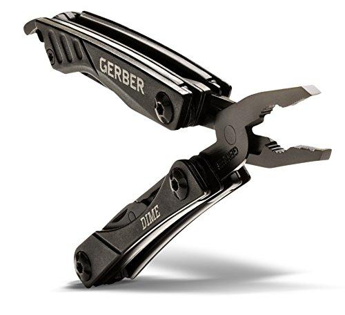 Gerber Dime Multi-Tool, Black [30-000469]