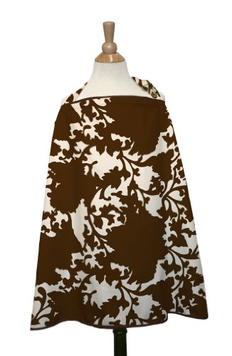 the peanut shell nursing cover  mudd pie