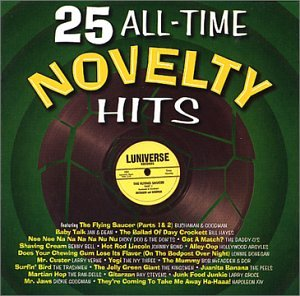 25 All Time Novelty Hits