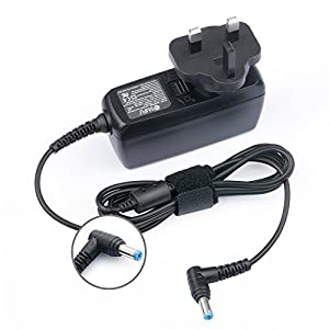 TAIFU UK Laptop AC Adapter Wall Charger For Acer Aspire One A150 D150 D250 D255 D260 D270 Happy ASPIRE ONE AOD255,AOD255E,AOD260 Gateway EC19C LT23 Acer Aspire 1403XV Acer Chromebook C710 W500 W501 Google C7 C710-2847 TravelMate B113 PA-1300-04 ADP-40TH A