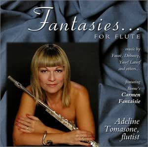 Fantasies... for Flute