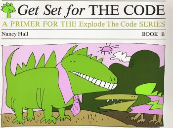 Get Set  for the Code - Book B, Nancy Hall