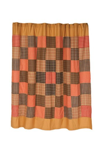 """Homestead 72X72"""" Shower Curtain front-646362"""