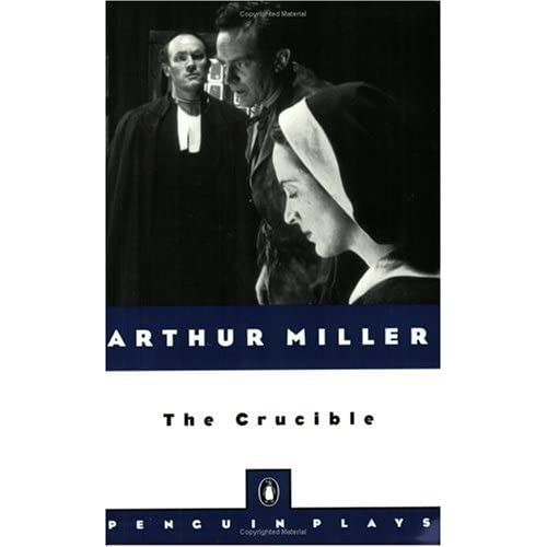 an analysis and overview of the superstition in the crucible a play by arthur miller The paperback of the the crucible (sparknotes literature guide series) by sparknotes, arthur miller | at barnes & noble  the crucible  arthur miller.