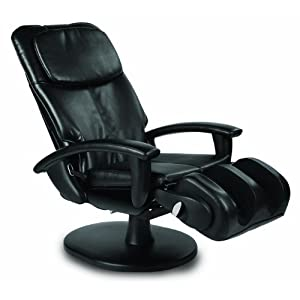 ht 3100 wholebody robotic massage chair black recliner by human touch