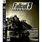 Fallout 3: Game of the Year for Sony PS3