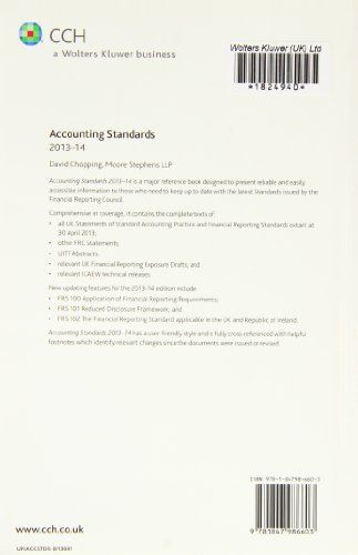 Accounting Standards 2013-14