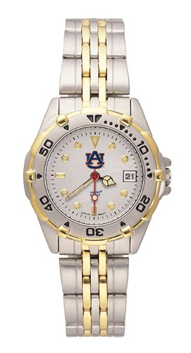 Auburn Tigers Women's All Star Watch Stainless Steel Bracelet at Amazon.com