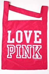 Victoria's Secret Love Pink Messenger Bag - Color Pink
