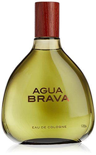 Antonio Puig Agua Brava, Acqua di Colonia da uomo, Splash 350 ml