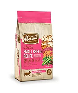 Merrick Classic Small Breed Real Chicken, Brown Rice and Green Pea Dry Dog Food, 5-Pound