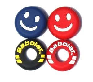 Buy CRAZY SHOPPING Fun Smiles W Clown.Tennis Racquet Dampeners by CRAZY SHOPPING