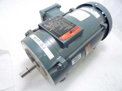Reliance Electric P56J2440 Motor, 1.5 Hp 1725Rpm 230/460V 60Hz