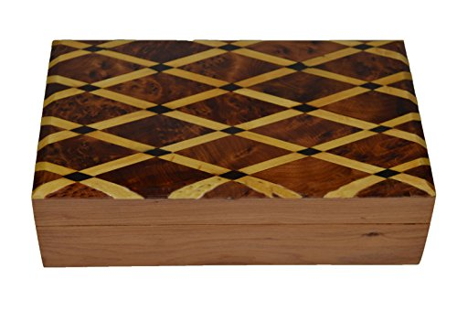 Thuya Wood Box