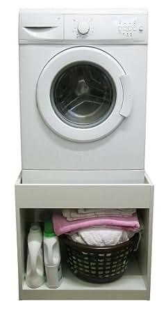 Unterbausockel universal für Waschmaschine und Trockner 52cm hoch