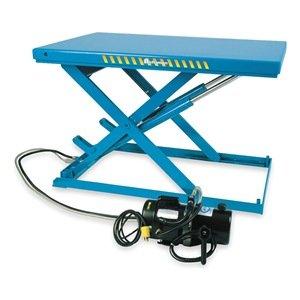 Scissor Lift Table, 2200 Lb., 480V, 3 Phase
