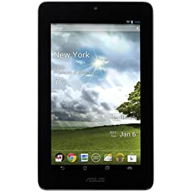ASUS ME172�V���[�Y TABLET / �O���[ ( Android 4.1 / 7inch touch / VIA WM8950 / 1G / 8G ) ME172-GY08