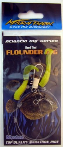 Flounder Rig w/Twister Tail